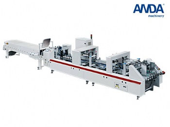 High Speed Pre-Folding Type Folder Gluer Model PF-880H