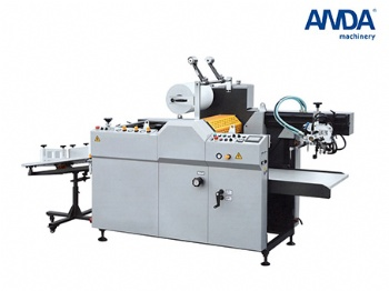 Fully automatic laminating machine Model ADGM-540